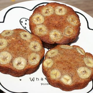 """Sprouted"" Wheat Banana Spice Bread [Soaked Method]"