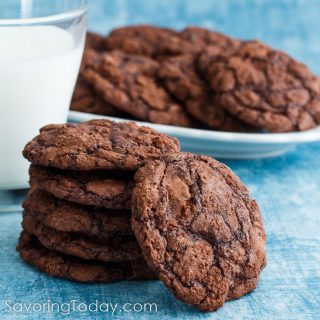 Ghirardelli Brownie Cookies