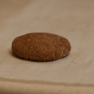 Friday Cookies: Snickerdoodle