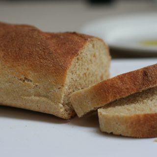 Whole Wheat French Bread [Soaked Method]