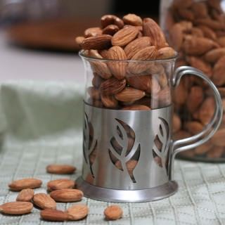 "Crispy Almonds: A ""Health Nut"" Just Gets Healthier"
