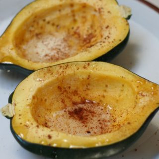 Maple Acorn Squash: Amazingly Simple Side Dish