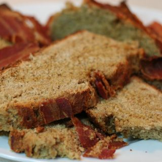 Bacon Irish Soda Bread (Soaked Method)