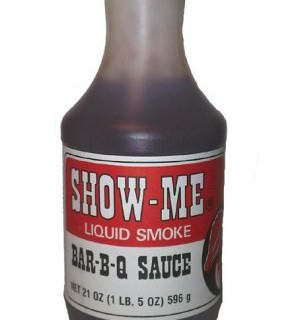 Feature Fridays: Painting with BBQ Sauce and Show-Me Liquid Bar-B-Q Sauce