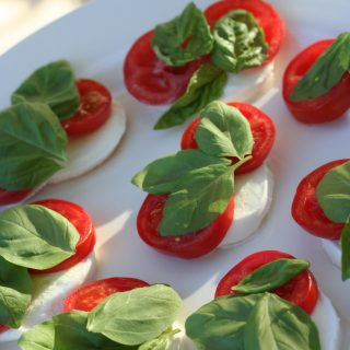 Caprese Salad: Thank a Water Buffalo