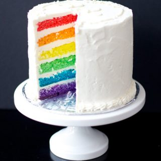 Feature Fridays: Truffles & Rainbow Cake