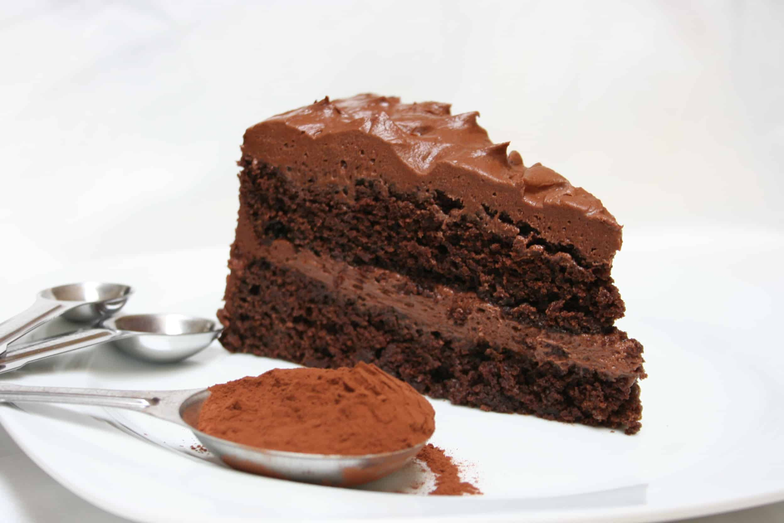 Calories In Chocolate Cake Mix