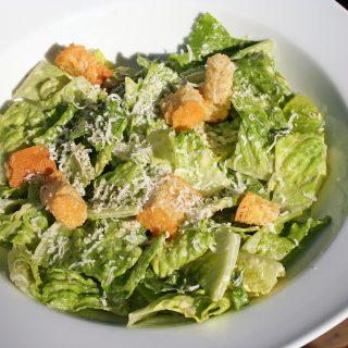 Caesar Salad: A Tableside Classic