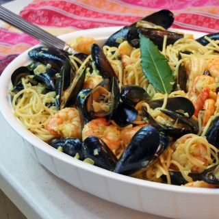 Spaghetti Al Farouk: Test Kitchen Tuesday