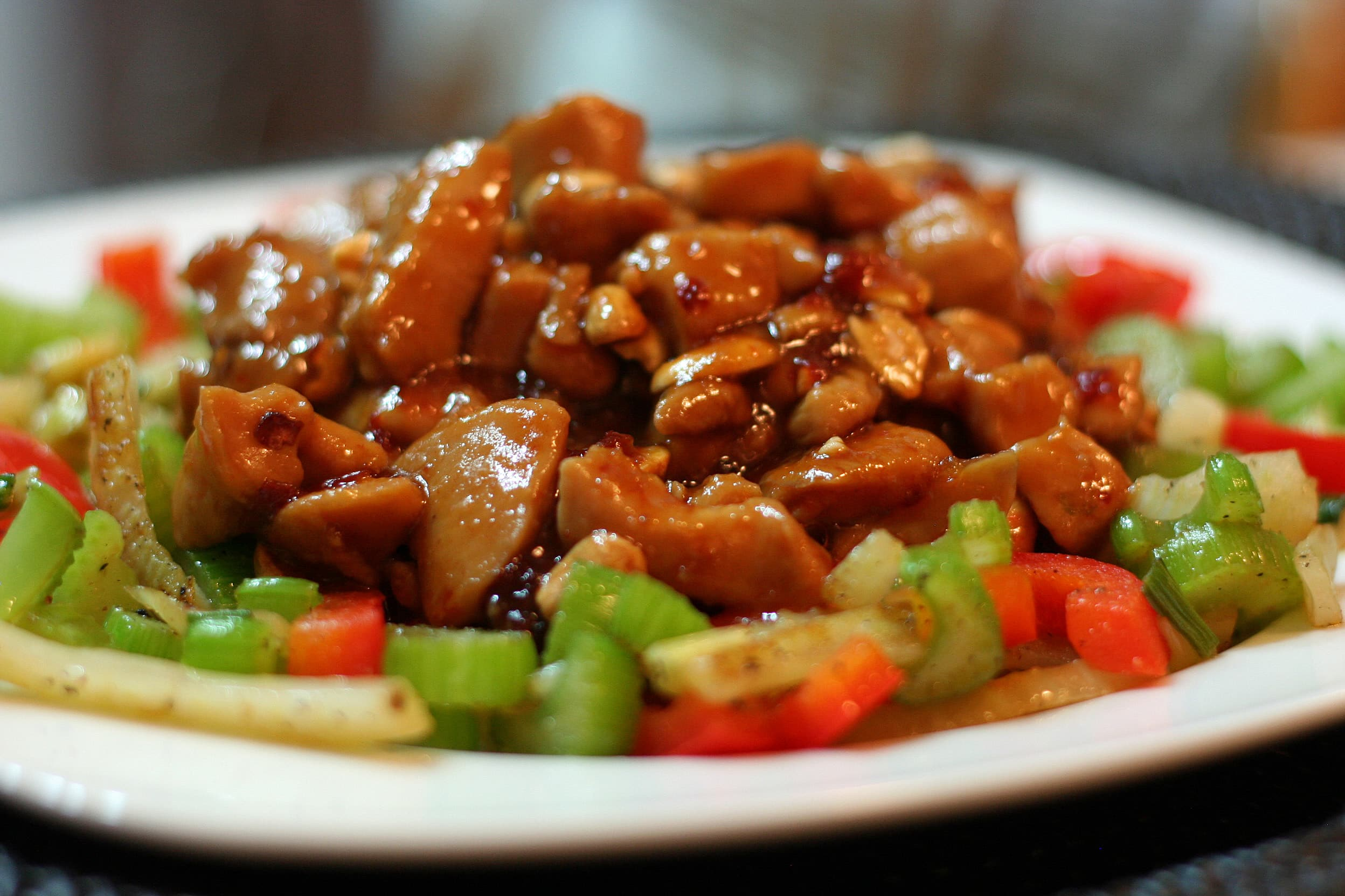 Kung Pao Chicken: With Gluten-Free Options and Monthly Cooking ...