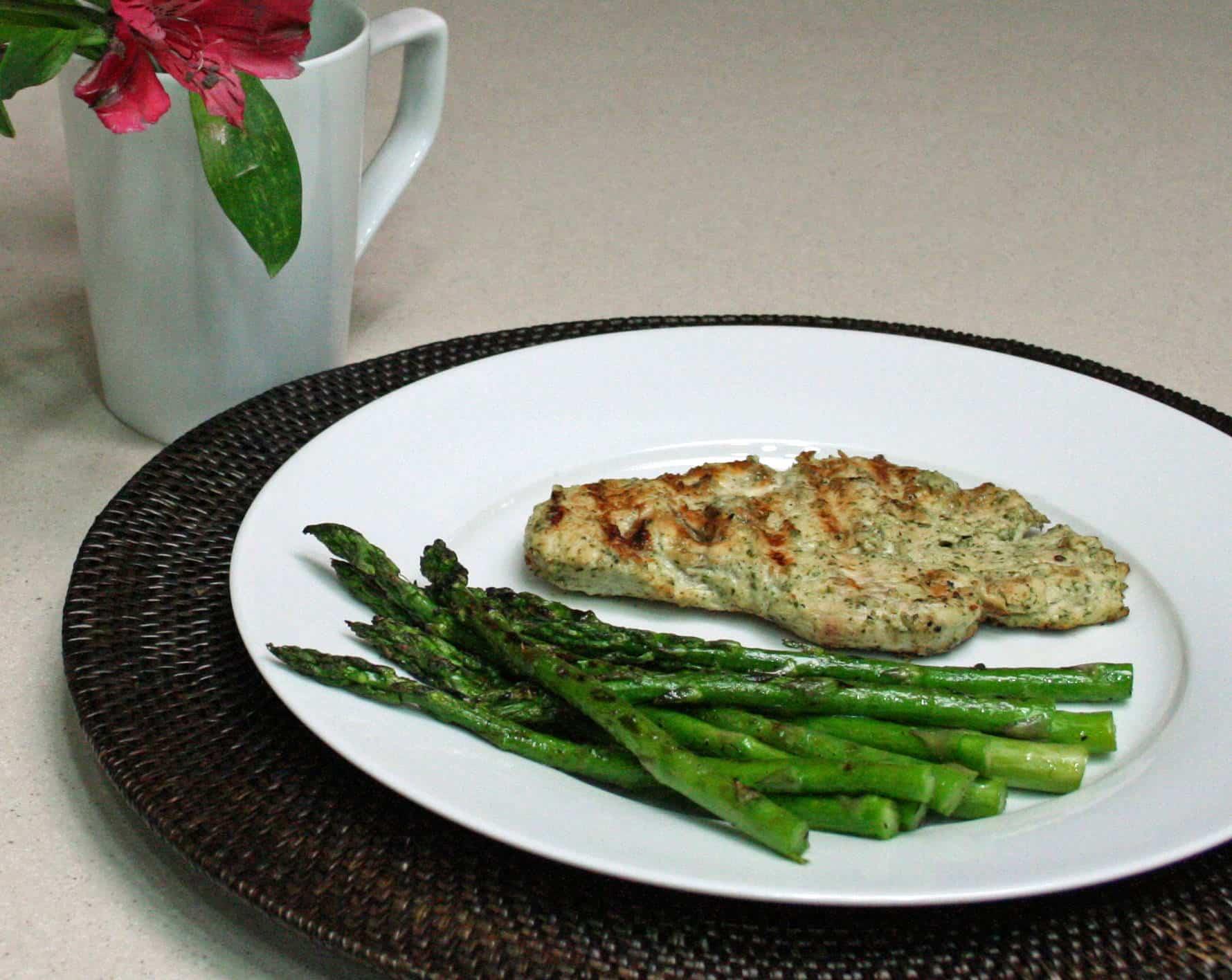 Yogurt-Marinated Grilled Chicken: Test Kitchen Tuesday