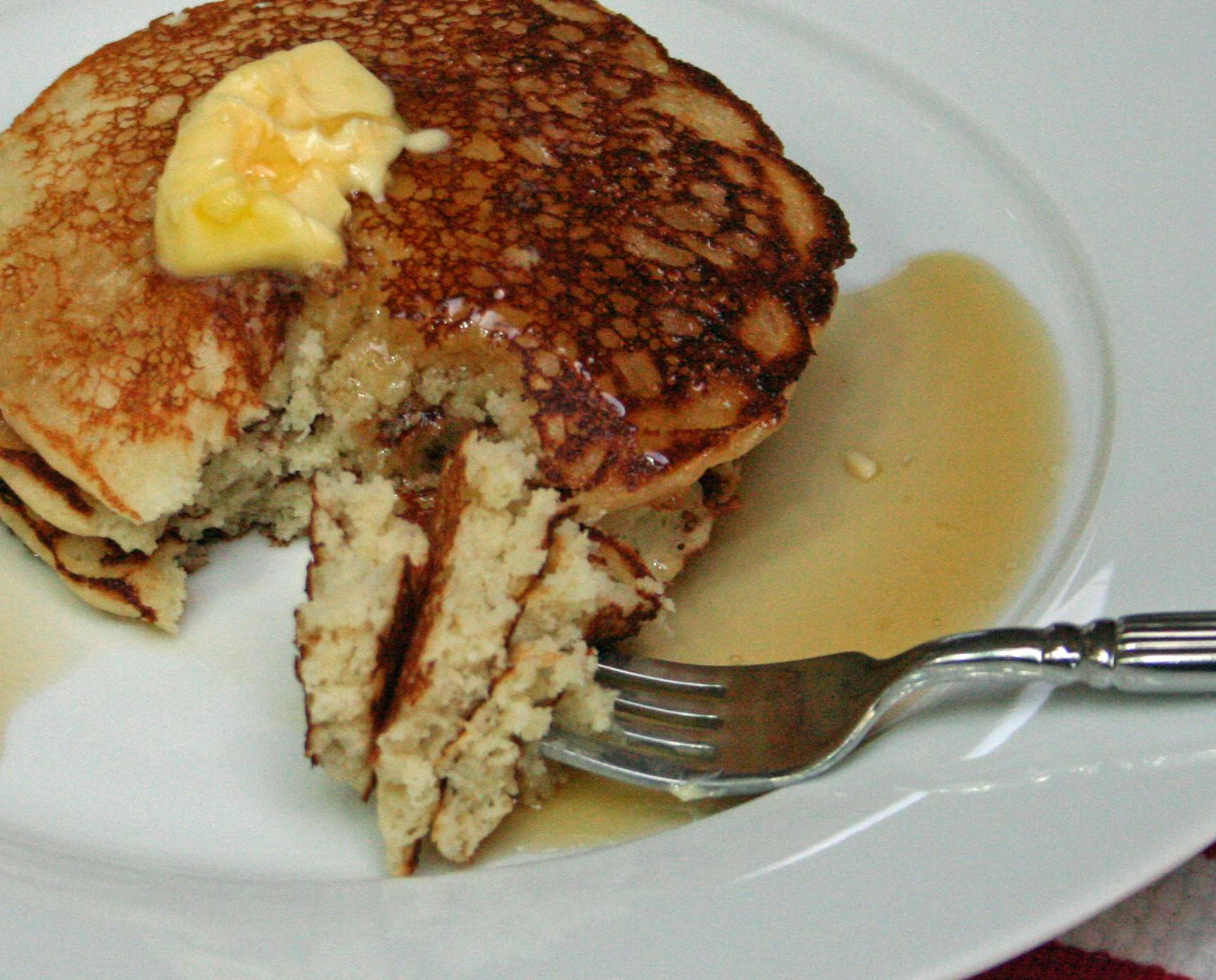 Blueberry Buttermilk Pancakes (Gluten-Free) Recipes — Dishmaps