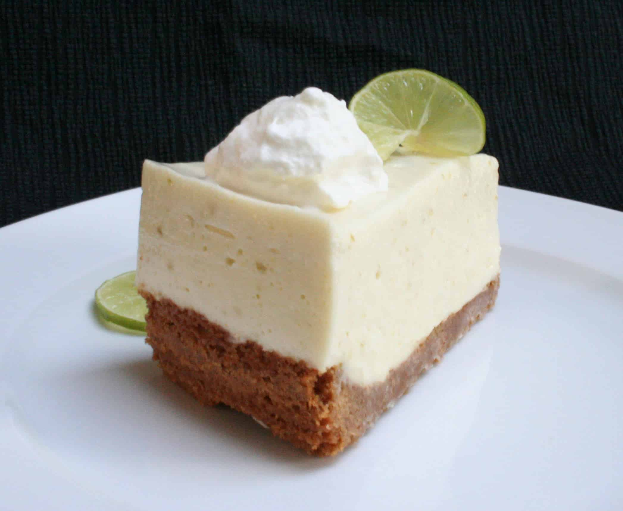 Key Lime Cheesecake -- Freshly Squeezed | Savoring Today LLC