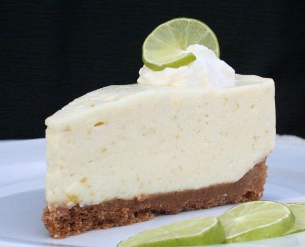 No Bake Key Lime Cheesecake Recipe Savoring Today Llc