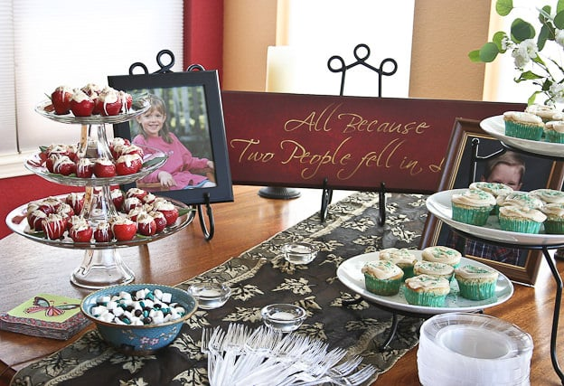Bridal Shower Dessert Table (1 of 1)