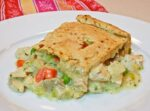 Turkey Pot Pie [Gluten Free] Plated (1 of 1)