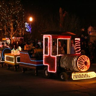 Christmas Light Parade