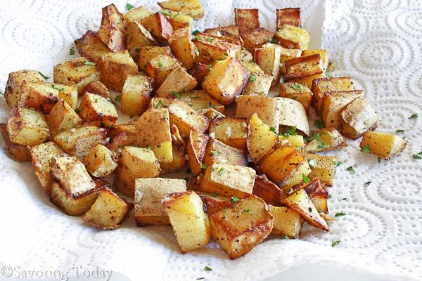 Sweet Potato Home Fries - Ready to Eat