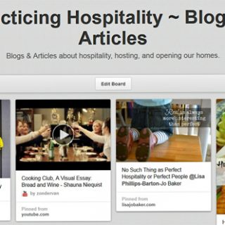 Hospitality Board on Pinterest