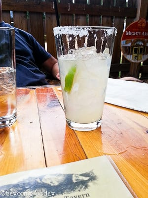 Estes Escape -- Margaritas at Rock Inn Mountain