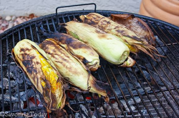 Grilled Corn on the Cob-2