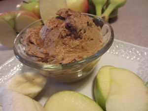 Chocolate Peanut Butter Dip