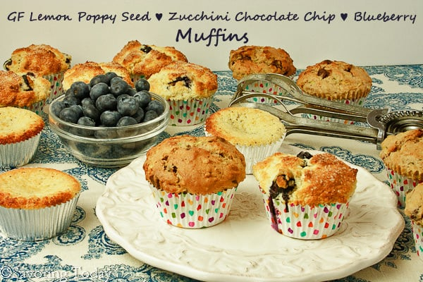 Assorted Brunch Muffins | Savoring Today