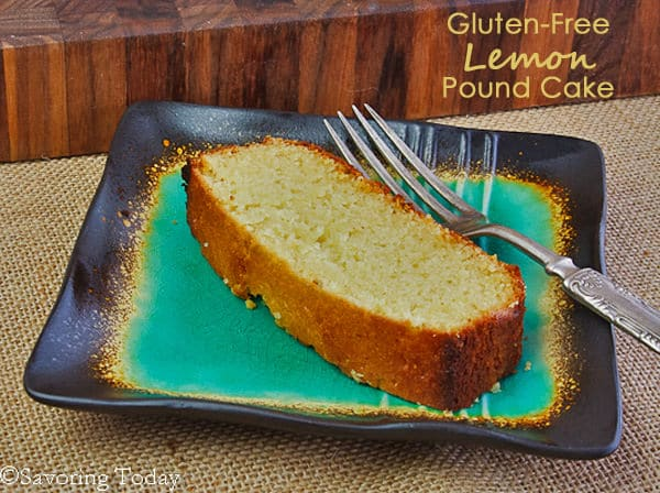 Gluten-Free Lemon Pound Cake - Snack Size (1 of 1) copy