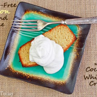 Gluten-Free Lemon Pound Cake [with Sugar-Free and Dairy-Free Options]