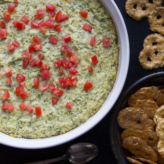 20 Healthy Holiday Party Appetizers