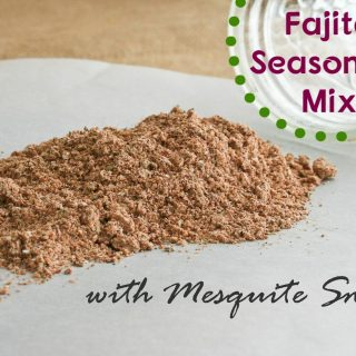 Fajita Seasoning
