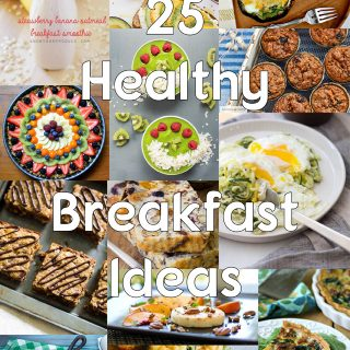 Inspired breakfast 25 healthy breakfast ideas