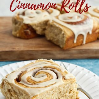 Learn the keys to making healthier cinnamon rolls with 100% sprouted whole wheat flour. Recipe delivers everything you want--light, tender rolls the whole family will love and you can feel good about.