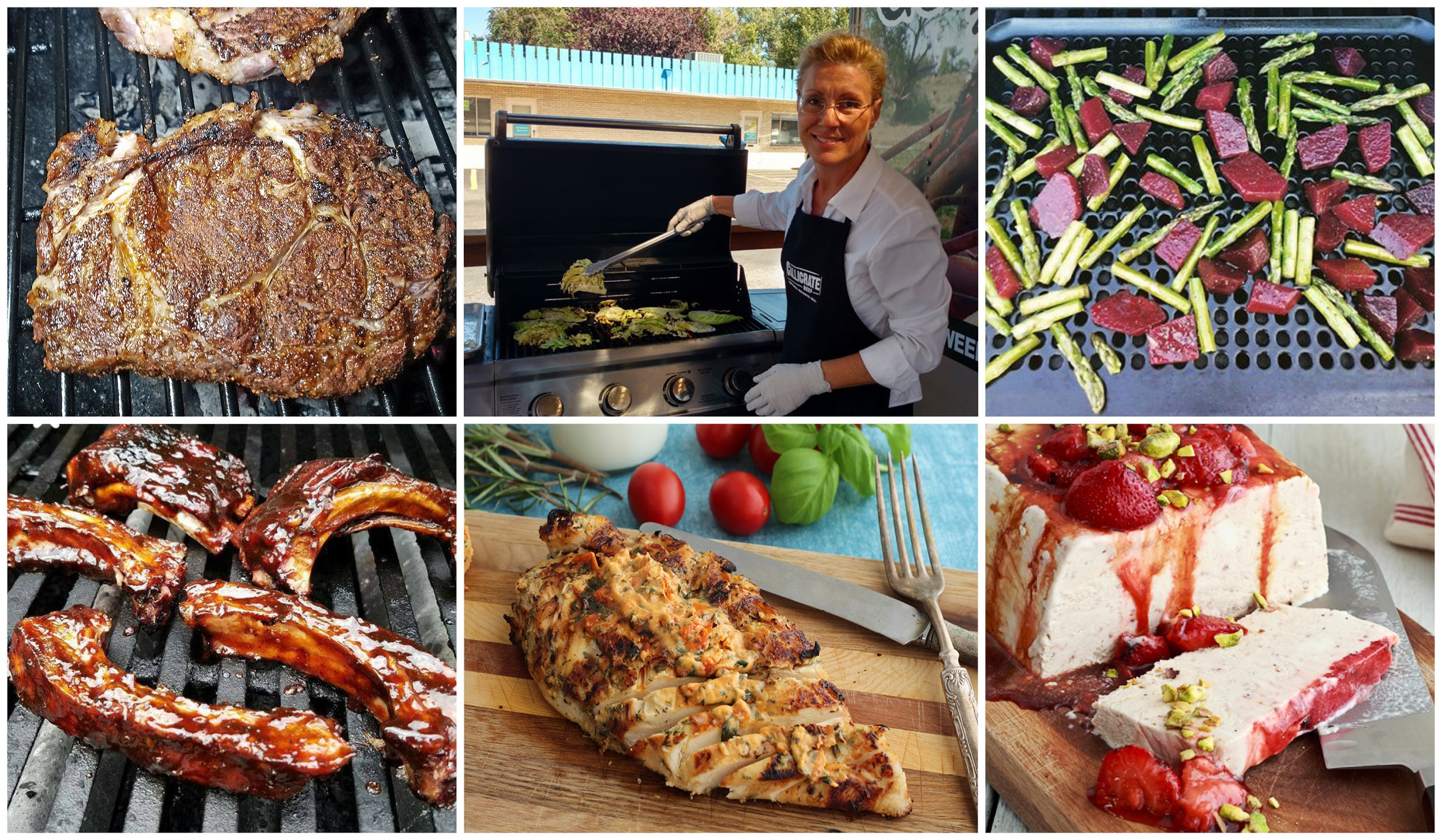 BEST Of Summer Grilling Class