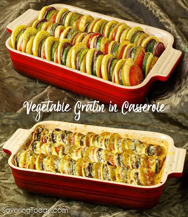 Mashed Cauliflower Gratin Casserole Recipe recommend