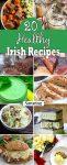 Healthy Irish Recipe roundup Pinterest